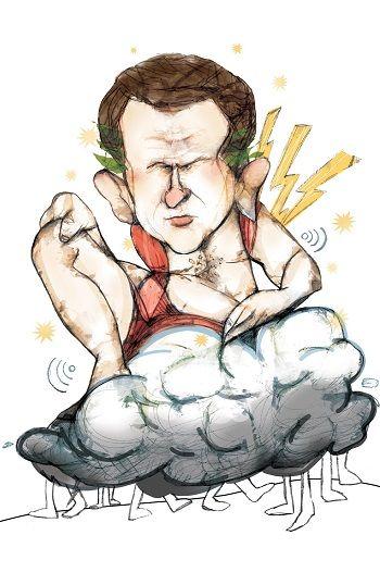 Macron, el elitismo y la gente corriente