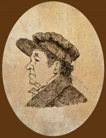 Autorretrato con gorra (Francisco de Goya, 1824) Wikimedia Commons / Museo del Prado