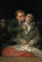 Goya a su médico Arrieta (Francisco de Goya, 1820). Wikimedia Commons / Minneapolis Institute of Arts
