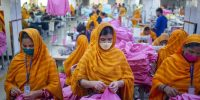 The garments industry in Bangladesh is a major driver of economic growth and has also become a major source of empowering woman workers in the country. Photo: Getty Images.