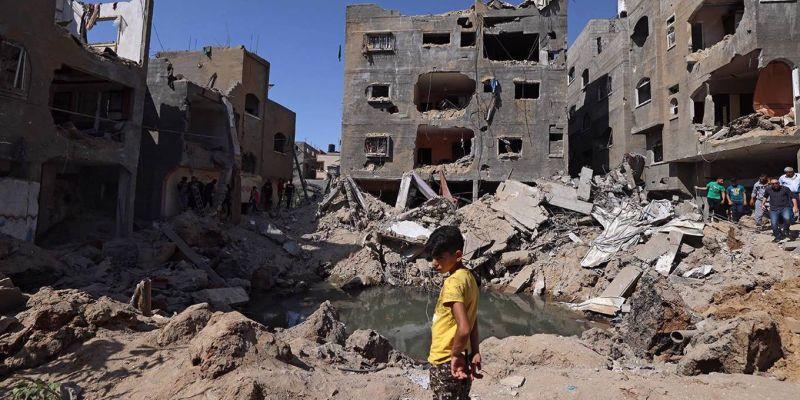 Estados Unidos, derechos humanos y la guerra de Israel contra Palestina