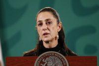 Claudia Sheinbaum, jefa de gobierno de Ciudad de México desde diciembre de 2018. Credit Jose Mendez/EPA vía Shutterstock