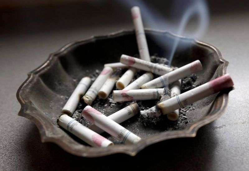 Antismoking advocates are warning that the stress and disruptions of the coronavirus pandemic may have slowed efforts to get more people to quit in the past year. (Dave Martin/AP)