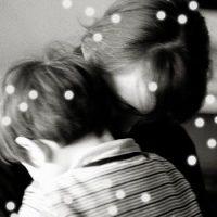 Por un abrazo de mamá