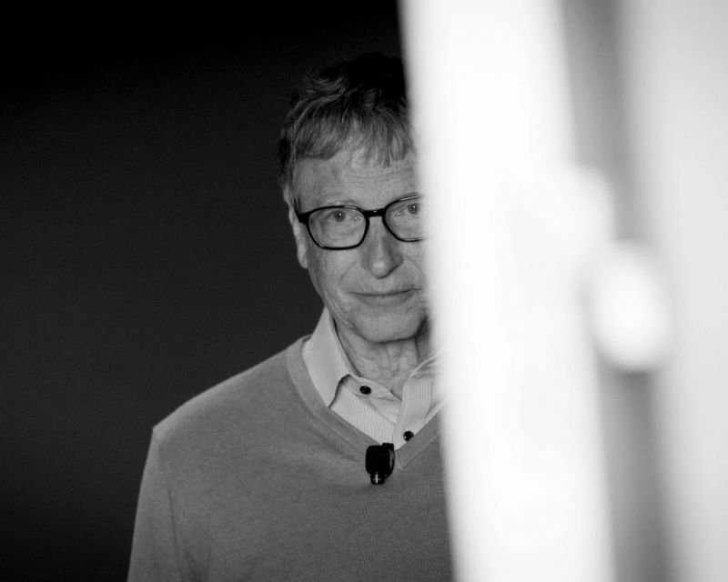 Scenes From a Mogul's Marriage or: The Troubling Fourth Act of Bill Gates