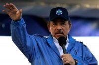Daniel Ortega, presidente de Nicaragua, en 2018. Inti Ocon/Agence France-Presse — Getty Images