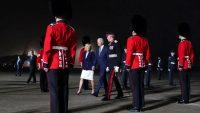 Joe Biden, a su llegada a Reino Unido el pasado 10 de junio