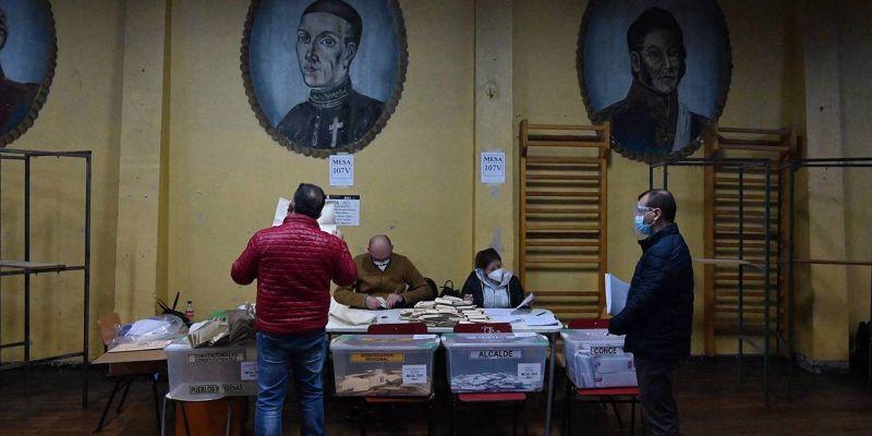 La revolución constitucional de Chile