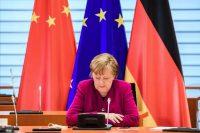 Angela Merkel.CLEMENS BILAN / POOL / EFE