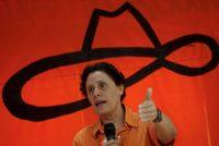 Dora María Téllez, símbolo de la revolución sandinista y detenida por el régimen de Daniel Ortega. Ariel Leon / AP