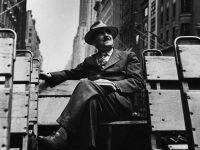 Stefan Zweig, en Nueva York en 1935.