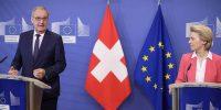 Un «momento Brexit» para Suiza