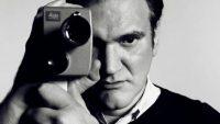 Quentin Tarantino, armado con una Leica