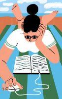 La edad de oro de la literatura efímera