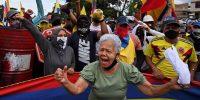 La triple crisis de Colombia