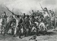 In 1791 the enslaved people of Haiti, then known as Saint-Domingue, engineered the first and only successful slave revolt in modern history. Credit API/Gamma-Rapho, via Getty Images