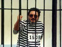 Abimael Guzmán, en prisión tras su captura en septiembre de 1992.Stringer . / Reuters