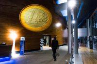 Interior del Parlamento Europeo, Bruselas. Foto: European Union 2019 – Fuente: EP