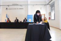 El Estado argentino reconoció su responsabilidad en un caso Ivana Rosales por violencia de género. Ante la CIDH se comprometió a realizar acciones concretas de prevención, sanción y erradicación. (Cortesía Gobierno de Argentina)