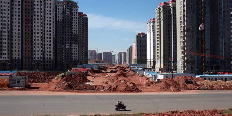 El dilema inmobiliario de China